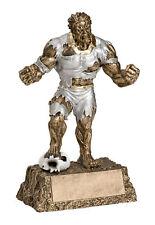 Monster Soccer Trophy - Free Engraved Plate