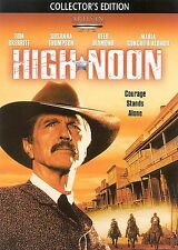 High Noon (DVD, 2001) w/Tom Skeritt Sealed Free Mailing