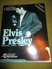 ELVIS PRESLEY Record Price Guide Presleyana Softcover 184 pgs 301A