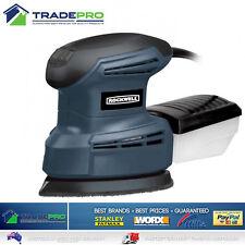Electric Detail Palm Sander 135w PRO Quality with Bonus Sandpaper Orbital Mouse