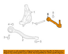 Cadillac GM OEM 15-17 CTS Front-Lower Control Arm 23462015