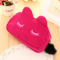 Multifunction Travel Cosmetic Makeup Toiletry Purse Holder Bags Pouch Organizer