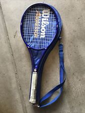 Wilson Graphite Aggressor 95 8.5 Tennis Racket 4 3/8 Grip