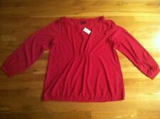 Career Long Sleeve Regular Size XL Maternity Tops & Blouses
