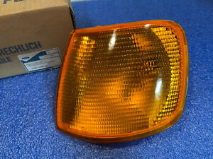 NEW GENUINE FORD SIERRA RS COSWORTH NOS LH ORANGE INDICATOR 87 TO 90 # 6151233
