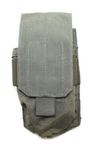 Eagle Industries RLCS 1x2 Double SCAR-H 7.62 Rifle Mag Pouch Ranger Green