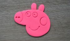 Peppa Pig Cookie Cutter Fondant Cutter