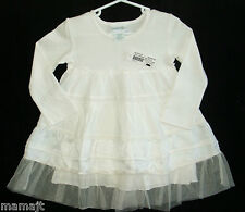 Naartjie 18 24 Months Antique Cream Netting Dress Tiered Lace Beach Photos NEW