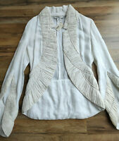 NEW with tag | Heike Jarick Size 6 Women White Jacket