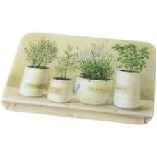 Stow Green Old English Herb Large Serving Tray Breakfast Dinner TV 46cm x 32cm