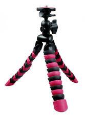Rollei Flexipod 100 mini Stativ flexibel wie Gorillapod pink