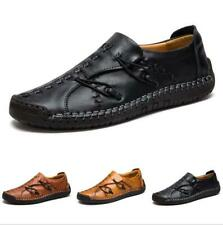 Men's Slip on Flats Driving Moccasin Breathable Non-slip Comfort New Pumps Shoes