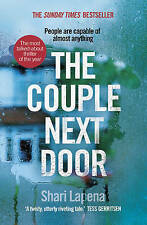 NEW The Couple Next Door By Shari Lapena Paperback Free Shipping