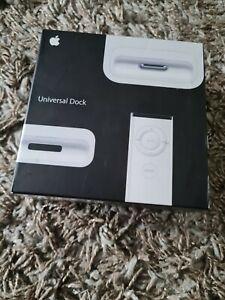 Apple iPhone iPod Classic Universal Dock MB125G/C in OVP