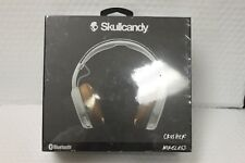 Brand New Skullcandy Crusher Bluetooth Wireless Headphones Gray/Tan