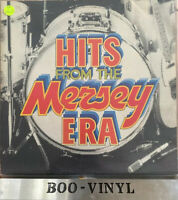 HITS FROM THE MERSEY ERA - Various Artists -1978 Vinyl LP - EMI RDS9571 VG+