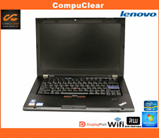 "LENOVO THINKPAD T420i 14.1"" LAPTOP CORE i3 2.3GHz 4GB RAM 320GB WINDOWS 7 PRO"