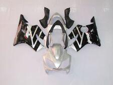Verkleidung Lacksatz Silber Fairing Bodywork Kit Für Honda CBR600F4I 01-03 2002