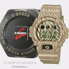 Authentic Casio G-Shock Men's Zebra Camouflage Classic Digital Watch DW6900ZB-9