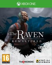 The Raven Remastered HD For XBOX One (New & Sealed)
