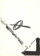 Antoni Tapies-Southeast-1968 Lithograph