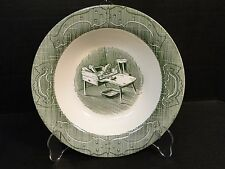 """The Old Curiosity Shop Royal China Round Vegetable Serving Bowl 9"""" EXCELLENT"""