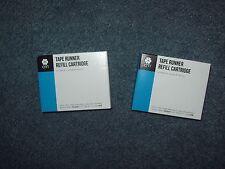 Creative Memories - 2 Drop-in SEGMENT Tape Runner Refills - New - NIB