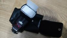 Canon Speedlite 580ex with Box Manual and Difuser, Used Like New !!