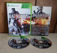 Battlefield 4 Microsoft Xbox 360 cib