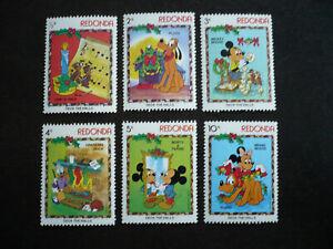 Stamps - Redonda - (Antigua)