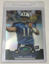 2011 eTopps #20 Jake Locker RC Rookie - Titans #/749 - In Hand - FREE SHIPPING