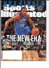 Kevin Durant Sports Illustraded June 13, 2012, single.