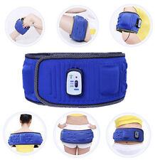 Waist Trimmer Belt Tummy Stomach Weight Loss Fat Burner Slimming Vibration Belt