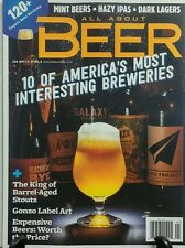 All About Beer Jan 2017 America's Most Interesting Breweries FREE SHIPPING sb