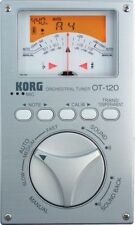 Korg OT-120 Orchestral Tuner Chromatic tuner Body only  From Japan New