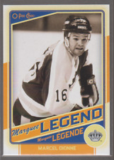 2012-13 O-Pee-Chee #519: Marcel Dionne MARQUEE LEGEND
