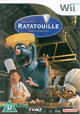 Ratatouille Nintendo Wii 3+ Action Adventure Platform Game