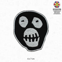 Boosh Face Movie Logo Patch Iron On Patch Sew On Embroidered Patch
