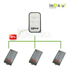 Telecomando compatibile BFT TO1 TO2 TO4 D111301 D111302 D111303