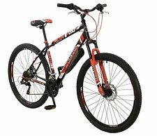 Boss Colt 27.5″ Mens HT Front Suspension Mountain Bike - 18 Speed Shimano Gears
