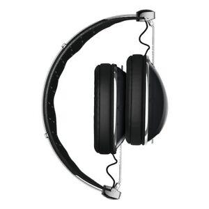 Skullcandy Aviator 2.0 Rocnation Stereo Over-Ear Headphones DJ Headset Mic Black