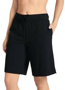 Jockey Womens  Everyday Essentials Cotton Bermuda Short