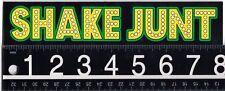 SHAKE JUNT SKATEBOARD STICKER