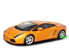 Lamborghini Gallardo     2004  orange metallic   / Minichamps  1:43