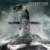 EISBRECHER - STURMFAHRT   CD NEW!