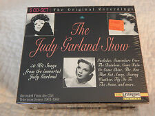 NEW 5 CD Judy Garland Show 1995 SEALED Box Set 1963-64 CBS TV Series Rainbow