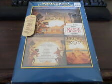 Prince of Egypt Movie Ticket Exclusive Gift Package Free Domestic Shipping