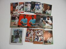 LOT OF 15 LIVAN HERNANDEZ CARDS W/ 1 AUTOGRAPHED CARD
