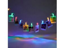 Peg String Lights - Ideal for parties, the home and camping