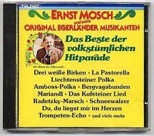 Ernst Mosch CD Das Beste der volkstümlichen Hitparade